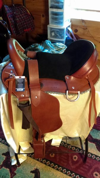 TAS005-A Non-Gaited Saddle In Stock