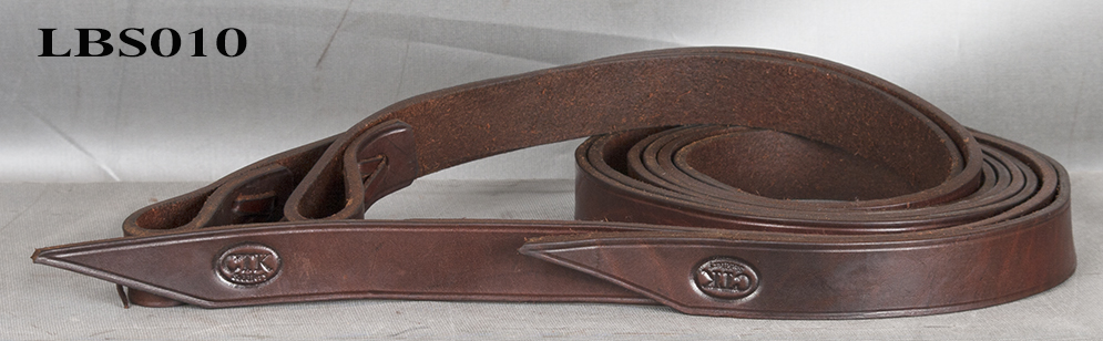 Leather Cinch Straps LBS010